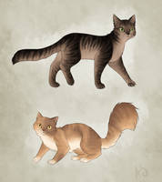 My Kittens by AnnMY
