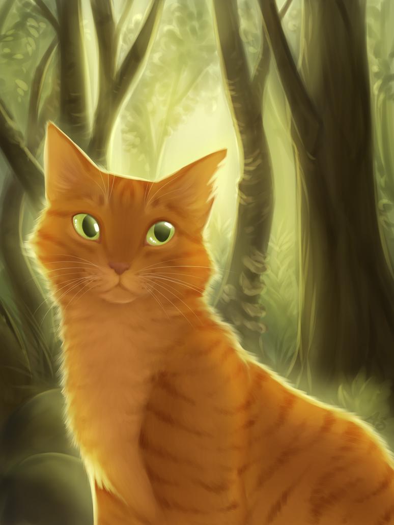 Forest's little Squirrel by AnnMY