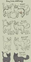 Easy Cat Walkthrough by AnnMY