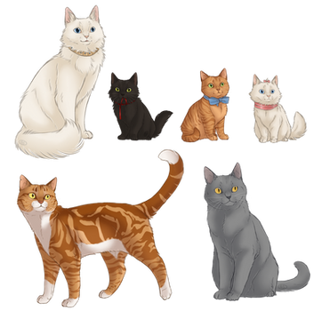 Aristocats by AnnMY