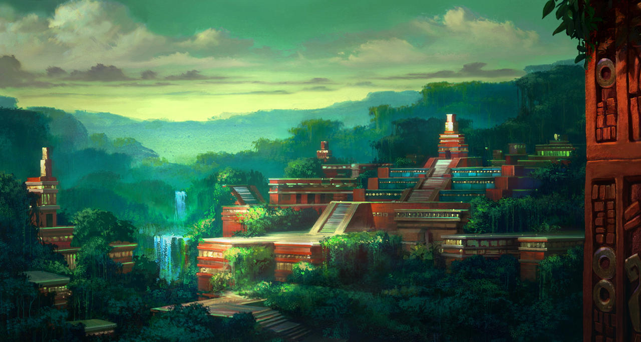 The Hidden City of El Dorado