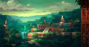 The Hidden City of El Dorado