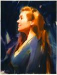 Watercolor Portrait!