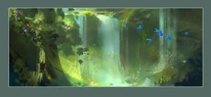 Rio2 Waterfall Study
