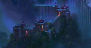 Sinbad, Legend of the Seven Seas Architecture