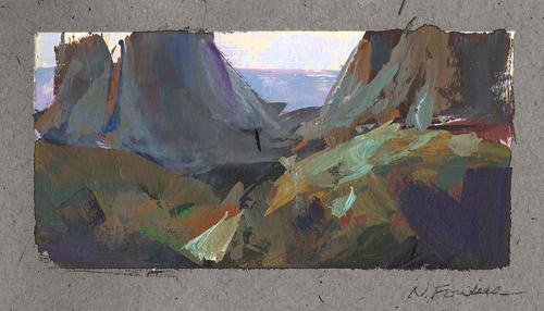 Dv-death-valley-pillars-web by NathanFowkesArt