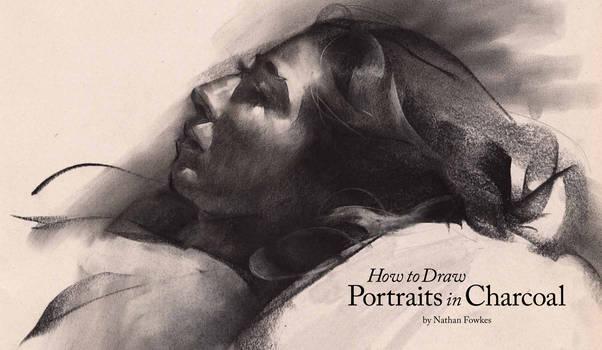 Portrait Book Title Page