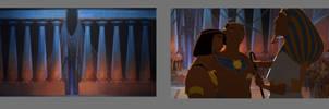 Prince of Egypt Columns