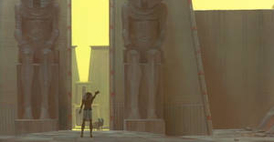 Prince of Egypt Scene