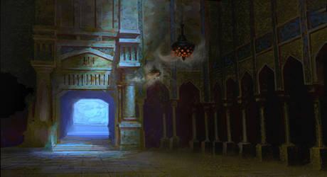 Sinbad Hall of Justice 2