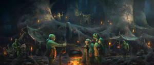 Shrek Ogre Camp