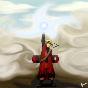 The Sage: Fuuton Rasen Shuriken
