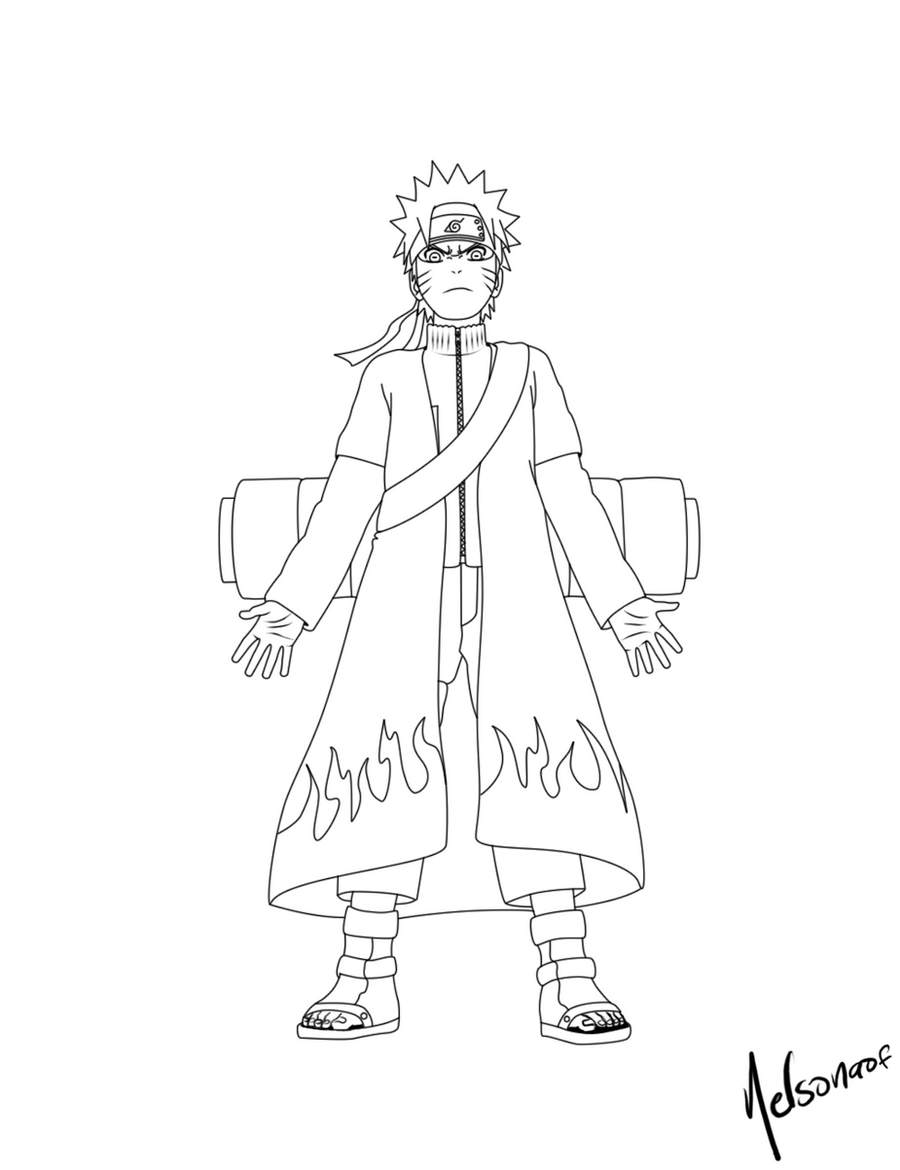 Minato rasengan coloring pages coloring pages for Naruto uzumaki coloring pages