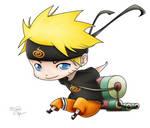 Naruto chibi by NTDevont