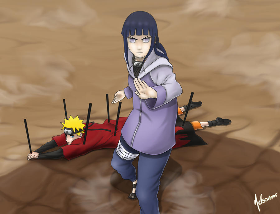 NaruHina - Confessions by nelsonaof