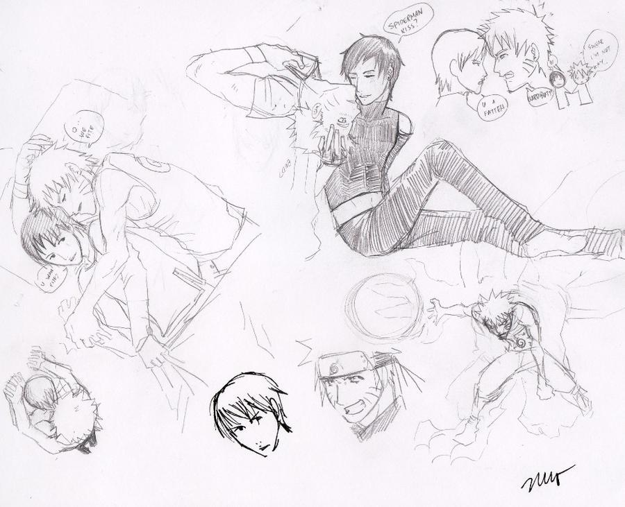 Narusai NaruSai Sketches for Jam2599
