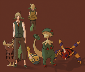 Fable - PKMN Trainer - Blank
