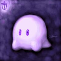 BOO For Illusion-Alchemist :3 by shadowkitsunekirby