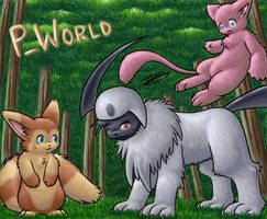 P_World Bannery...thingy, woo by shadowkitsunekirby