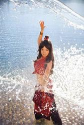 Avatar: The Last Airbender - Waterbending by SorelAmy