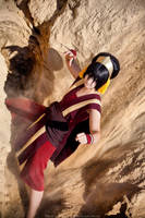Toph Bei Fong - It's Over by SorelAmy
