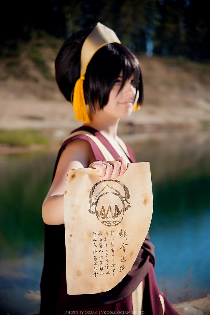 ATLA - The Runaway by Sorel-Amy