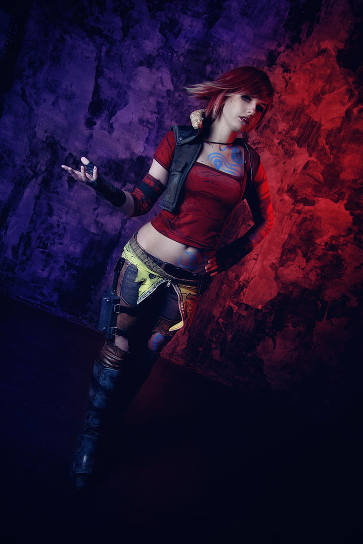 Borderlands 2 - The bandits call me the Firehawk by FirehawkCosplay