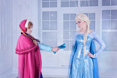 Frozen - That's how your story ends?! by SorelAmy