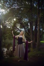 Sleeping Beauty - Briar Rose by SorelAmy