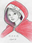 Little Red Riding Hood (Face)