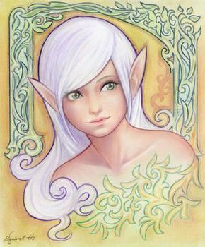 Elf Girl (Digital Improvement)