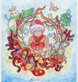Wish Everyone a Merry Christmas!