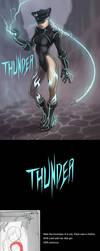 SDP Thunder - Comic Strip by SquirrelHsieh