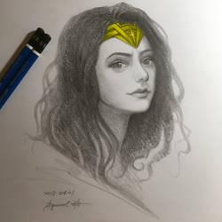 Wonder Woman: Monotonic
