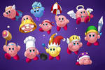 Kirby abilities