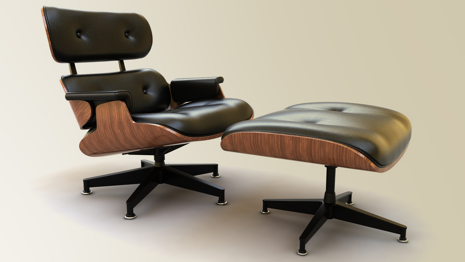 Eames Lounge Chair By Mithrasz On Deviantart