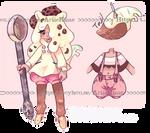 Cookie Doe Ice Cream - CLOSED!