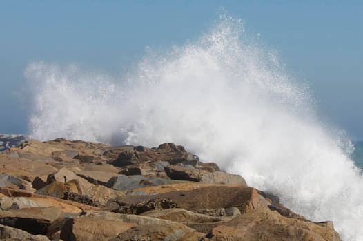 California Remnant Of Hurricane Maria