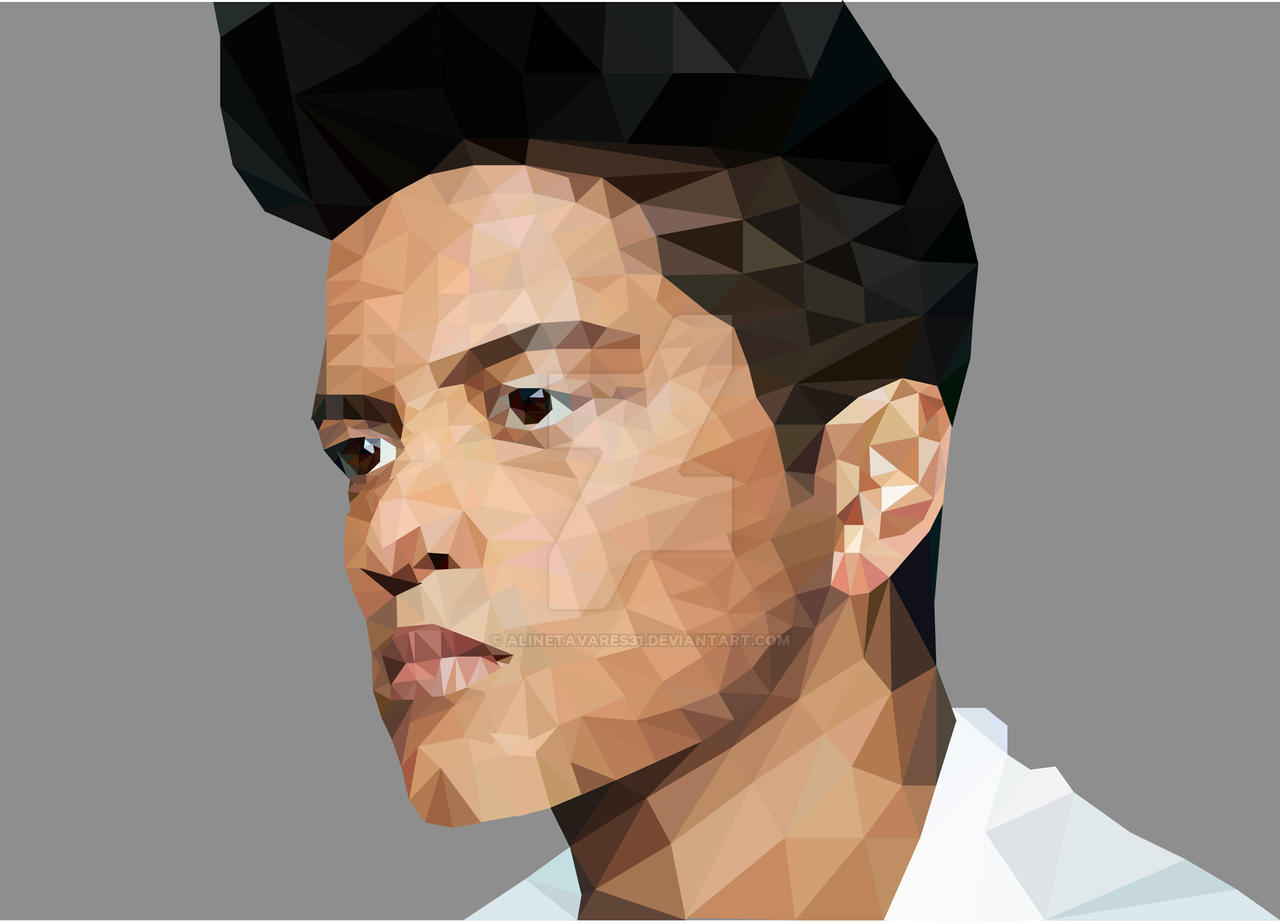 Bruno Mars Low Poly By AlineTavares31 On DeviantArt