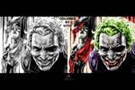 Jocker and Harley color by VitoDesArts