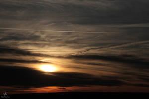 Sunset by VitoDesArts