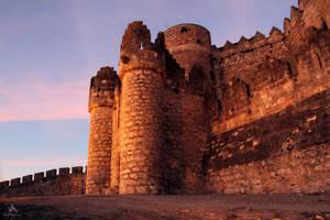 Belmonte Castle #4 by VitoDesArts
