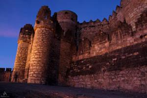 Belmonte Castle #5 by VitoDesArts