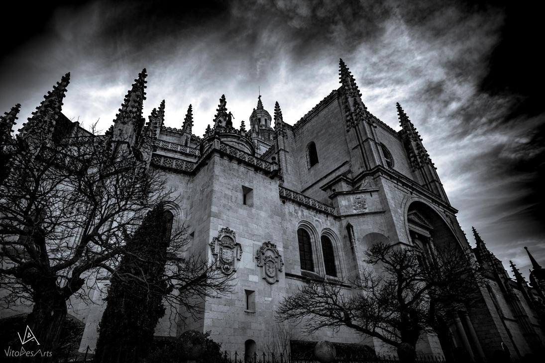 Segovia Cathedral #2 by VitoDesArts