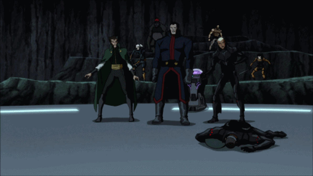 deathstroke young justice - photo #16
