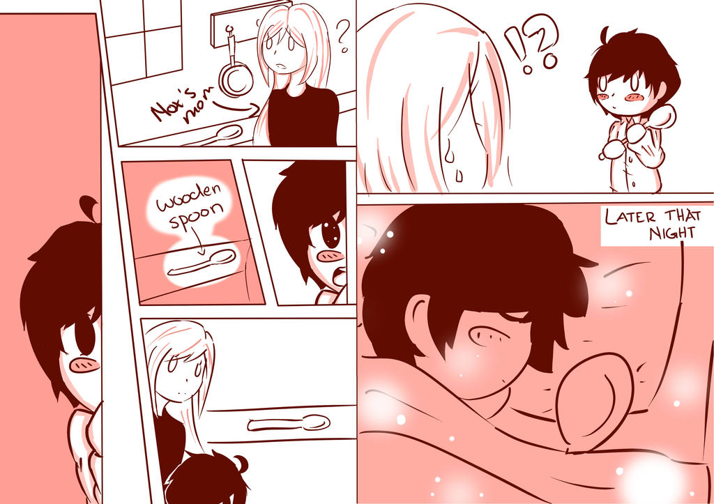 Because Five-Year-Old Nox is Cute X'D by queen-val