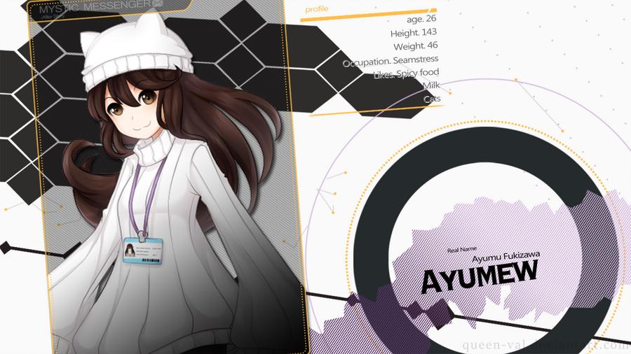 MMAS - Ayumu Fukizawa by queen-val
