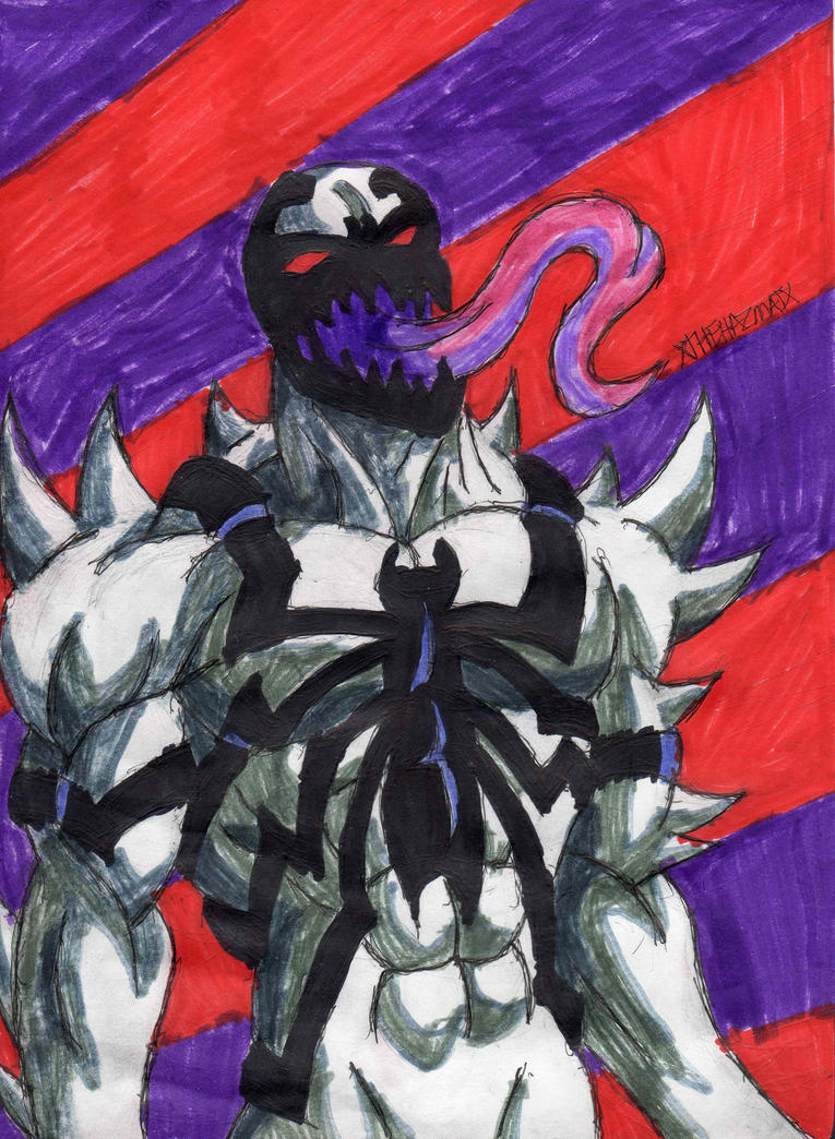 Another Anti-Venom by ChahlesXavier