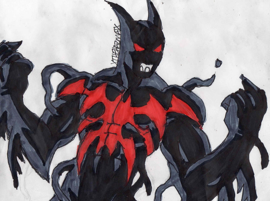 Image Gallery symbiote batman - 111.8KB
