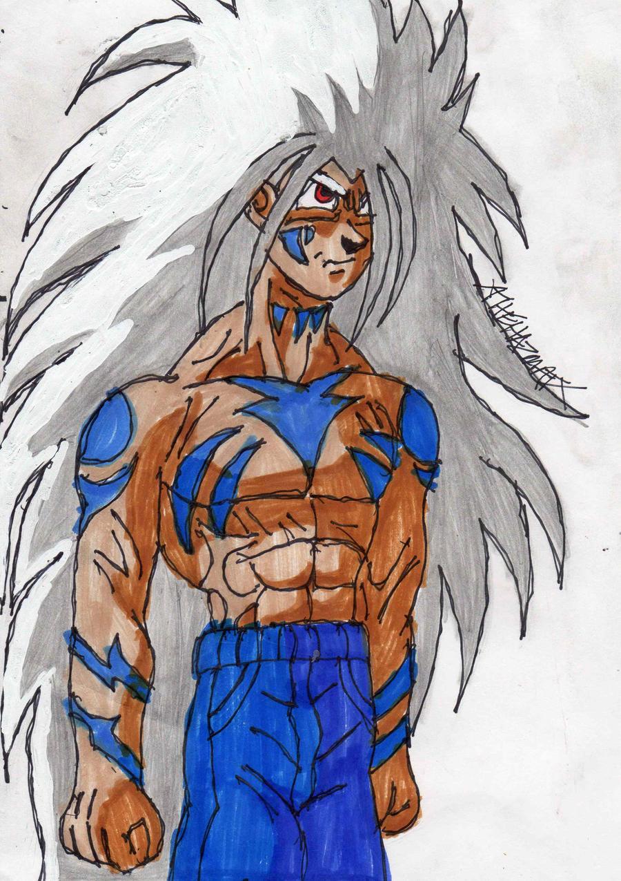 A focused demon yusuke by chahlesxavier on deviantart for Yusuke demon
